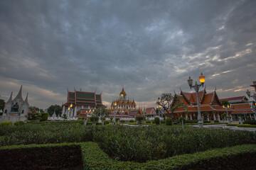 Metal Castle in Bangkok