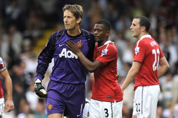 Fulham v Manchester United Barclays Premier League