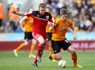 Wolverhampton Wanderers v Bristol City - npower Football League Championship