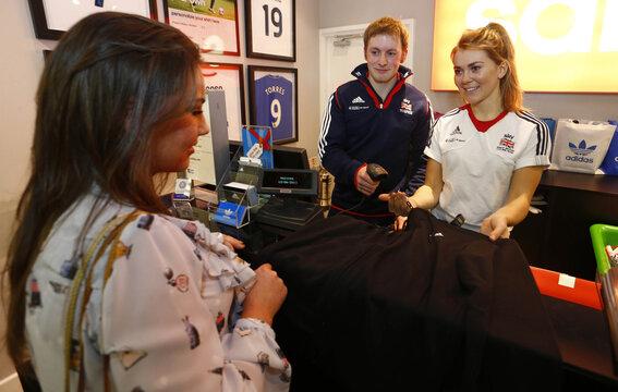 British Cycling - adidas Kit Launch Meet and Greet