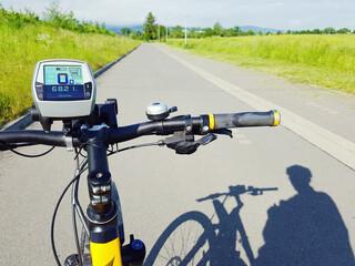 Ebike, Pedelec, Radfahren