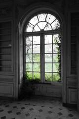 la fenêtre de l'espoir