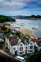 wales conwy