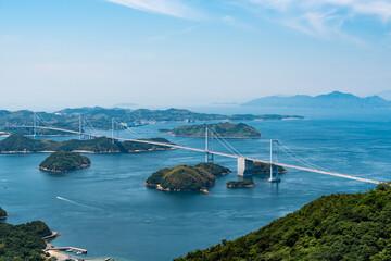 瀬戸内海の橋