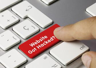 Website Got Hacked?