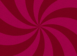 Pink and Red Swirl