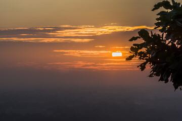 Spot Riyadi's Sunrise