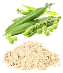 Erbsen - Erbsenprotein