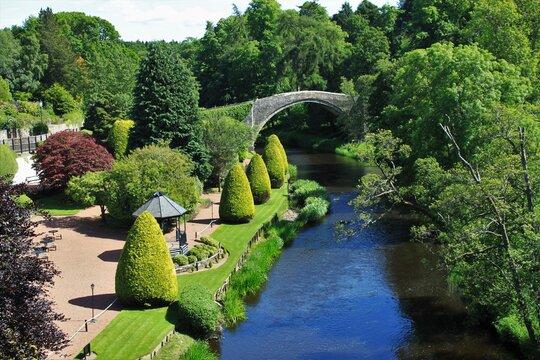 Brig o Doon  -  Alloway -  Scotland