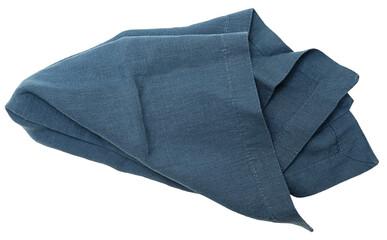 Clean Blue Table Napkin