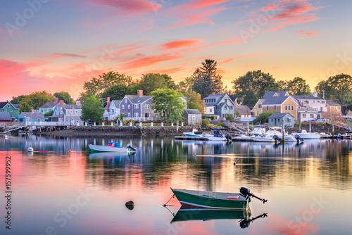 Fototapete Portsmouth, New Hampshire, USA