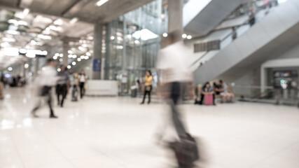 Passenger Terminal Suvarnabhumi Airport