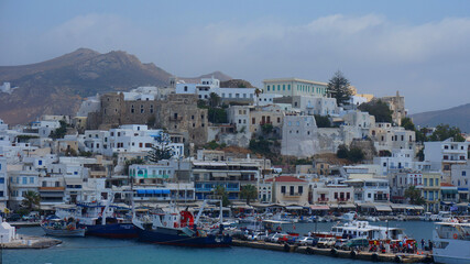 Photo from picturesque island of Naxos, Cyclades, Greece