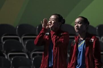 Table Tennis - Women's Team - Semifinals