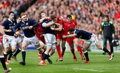 Scotland v Wales - RBS Six Nations Championship 2015