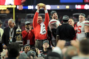 NCAA Football: Fiesta Bowl-Notre Dame vs Ohio State