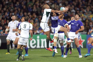 South Africa v Samoa IRB Rugby World Cup 2011 Pool D