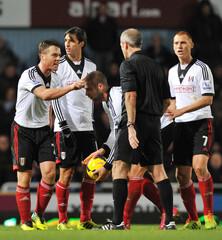 West Ham United v Fulham - Barclays Premier League