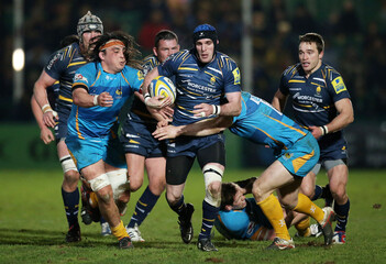Worcester Warriors v London Wasps - Aviva Premiership