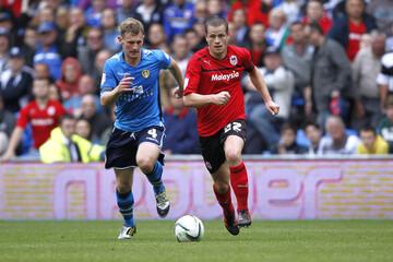 Cardiff City v Leeds United - npower Football League Championship