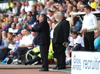 Derby County - Former Rams v Watford - Former Hornets - Nigel Callaghan Benefit Match