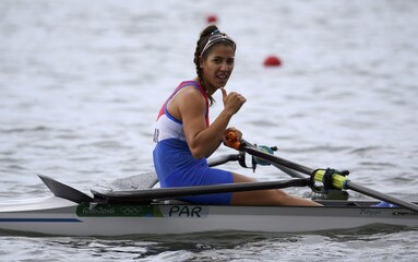 Rowing - Women's Single Sculls Repechages