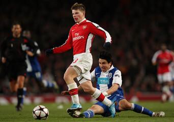 Arsenal v FC Porto UEFA Champions League Second Round Second Leg