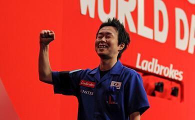 2012 Ladbrokes.com World Darts Championship