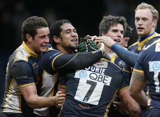 Leeds Carnegie v London Wasps Guinness Premiership