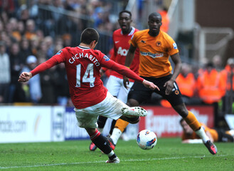 Wolverhampton Wanderers v Manchester United Barclays Premier League
