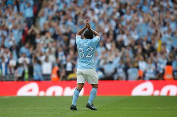 Manchester City v Stoke City FA Cup Final