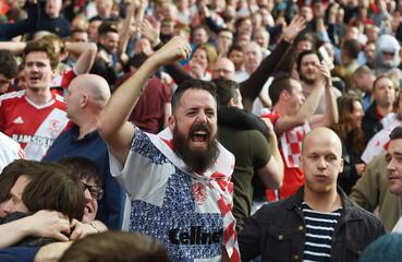 Fulham v Middlesbrough - Sky Bet Football League Championship