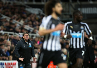 Newcastle United v Burnley - Barclays Premier League