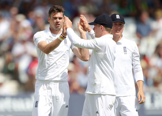 England v India - Investec Test Series First Test