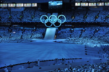 Opening Ceremony - Vancouver Olympics 2010