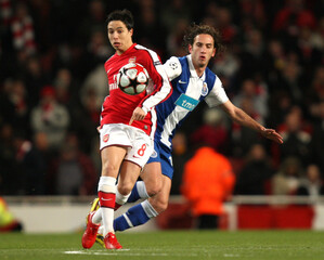 Arsenal v FC Porto UEFA Champions League Second Round Second Leg