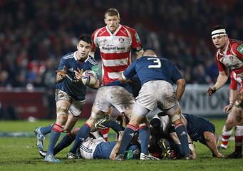 Gloucester Rugby v Munster - Heineken European Cup Pool Six