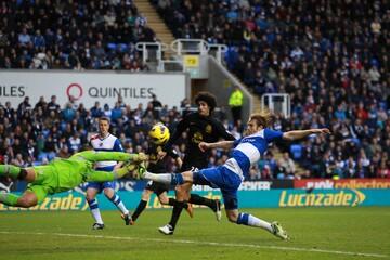 Reading v Everton - Barclays Premier League