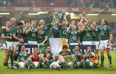 Wales v Ireland RBS Six Nations Championship 2009