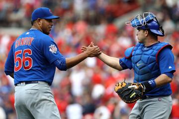 MLB: Chicago Cubs at St. Louis Cardinals