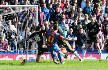 Crystal Palace v Leicester City - npower Football League Championship