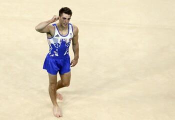 2016 Rio Olympics - Artistic Gymnastics - Men's Floor Final