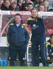 Bristol City v Leeds United - npower Football League Championship
