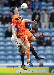 Rangers v Dundee United William Hill Scottish Cup Fifth Round