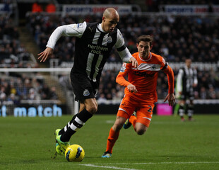 Newcastle United v Swansea City Barclays Premier League