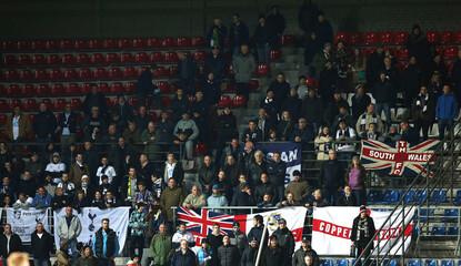 Anzhi Makhachkala v Tottenham Hotspur - UEFA Europa League Group Stage Matchday Two Group K