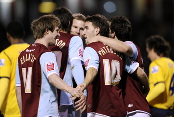 Burnley v West Bromwich Albion FA Cup Fourth Round Replay
