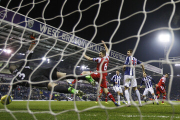 West Bromwich Albion v Queens Park Rangers - FA Cup Third Round Replay