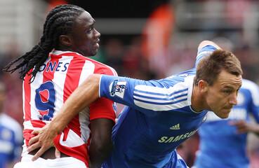 Stoke City v Chelsea Barclays Premier League