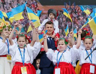 Ukraine national soccer team - Euro 2016